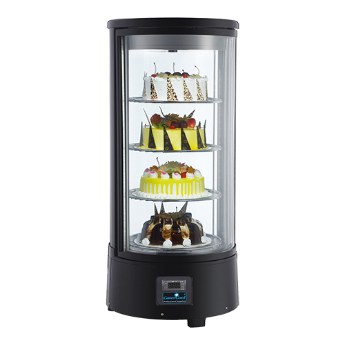 Gebaksvitrine Catercool 712030