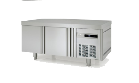 Coreco koelwerkbank under counter MFB-135